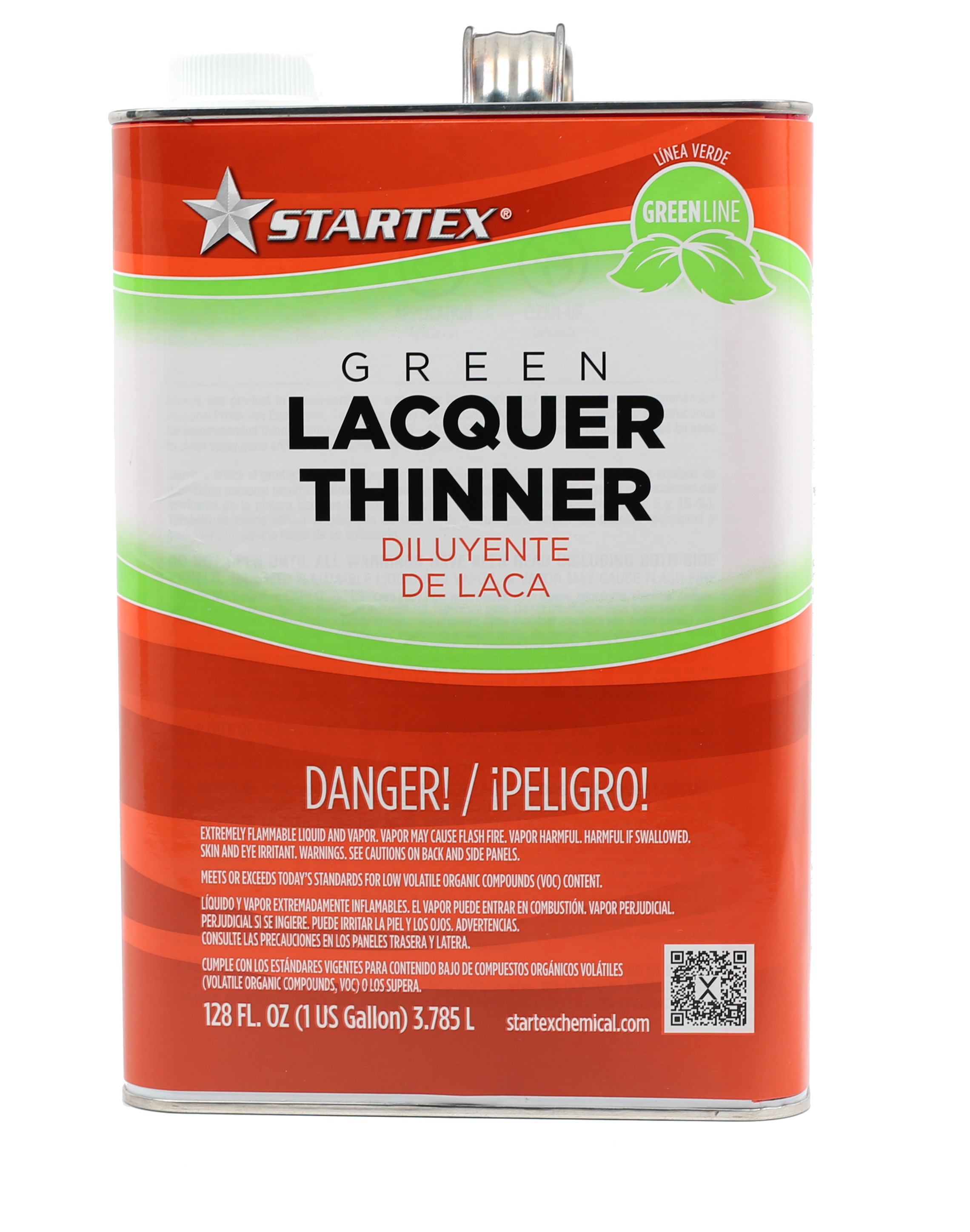 one gallon green lacquer thinner