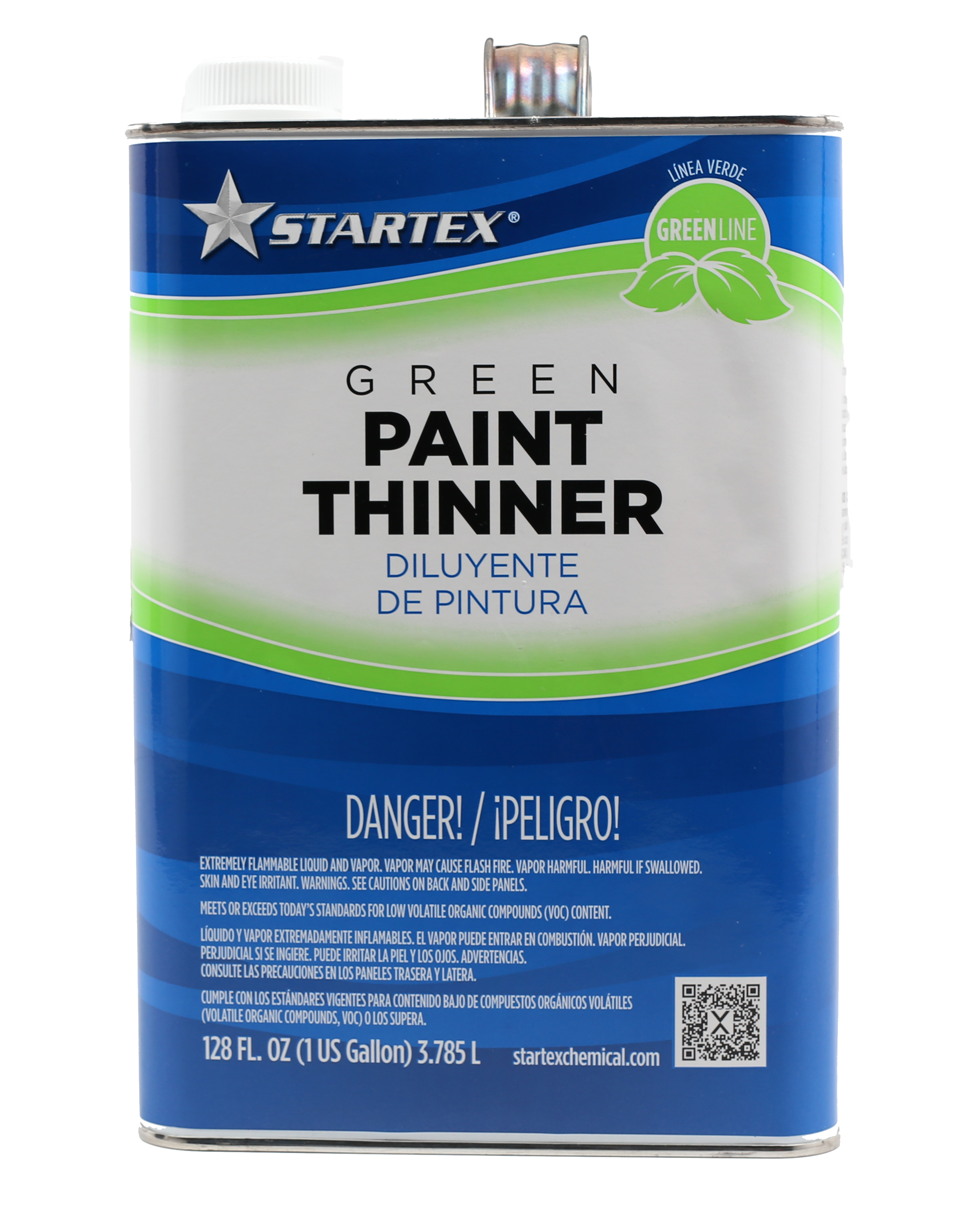 CARB VOC compliant green paint thinner