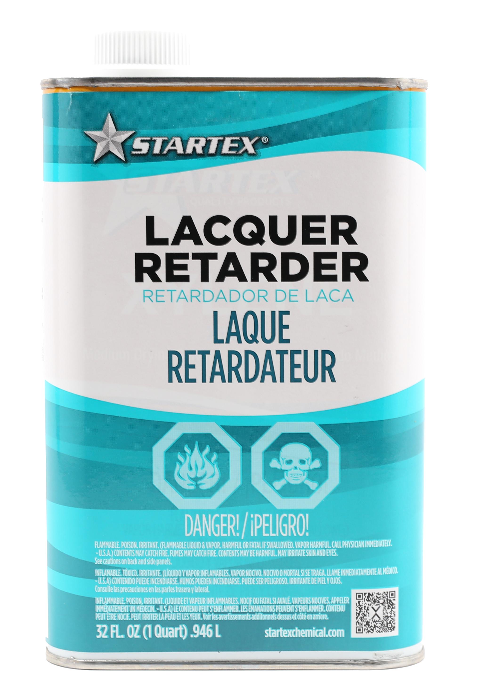 one quart lacquer retarder for paint application