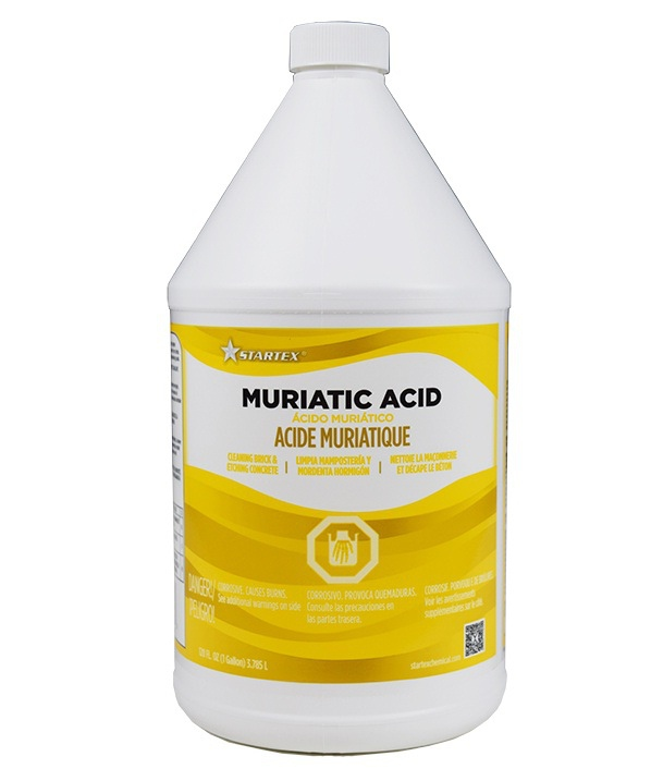 pool muriatic acid