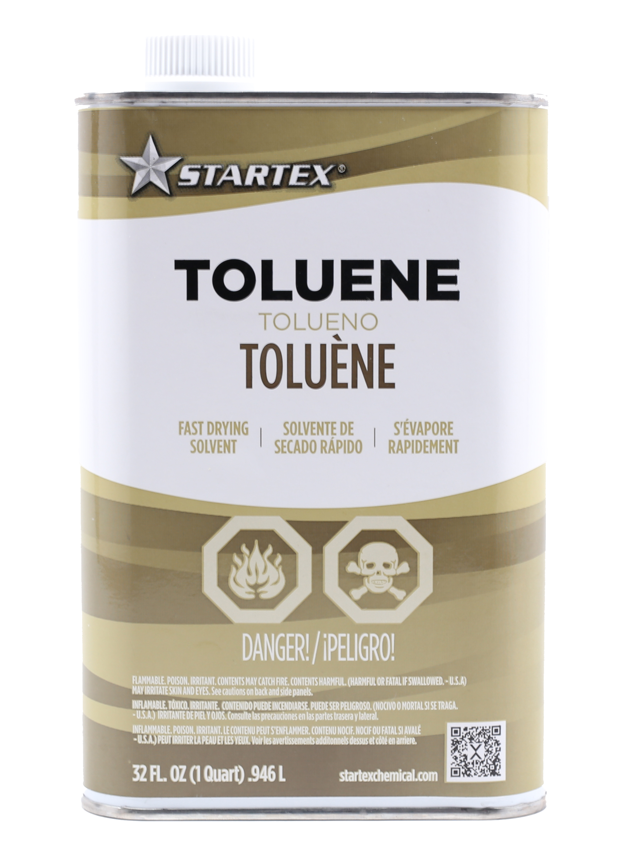 one quart toulene for paint application