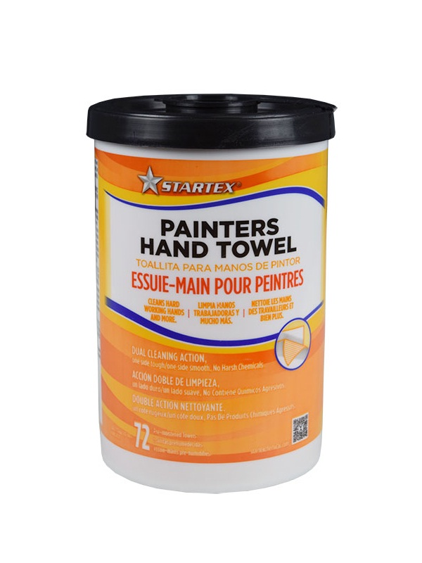 painters hand towels